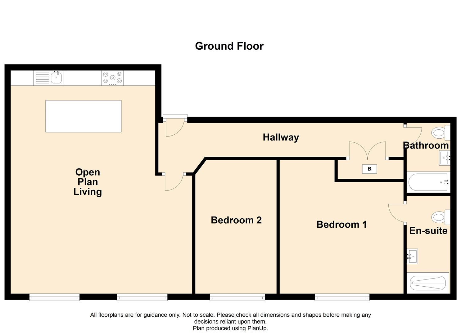 2 Bedroom Apartment For Sale - Apartment 5, Cobden Mill Court, Ramsbottom.jpg